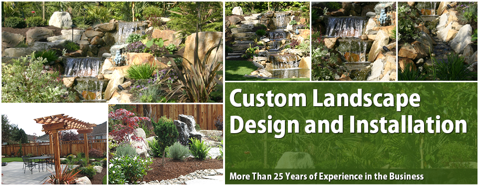 Landscaping services duvall wa for Complete garden services